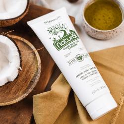 Shampoo Orgânico Natural Óleos de Argan e Coco  237ML