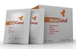 MULTICATAL CX C/ 30 SACHES  - 6G