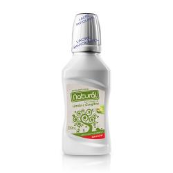 Enxaguante Bucal Natural c/ Extratos de Limão e Gengibre 250 ml