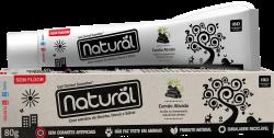 Gel Dental Natural Suavetex c/ Carvão Ativado 80g
