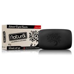 Sabonete Natural Suavetex c/ Carvão Ativado 80g