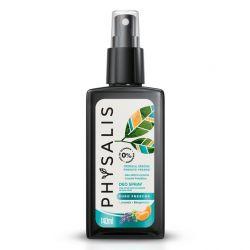 Desodorante Spray Puro Conforto 140ml Physalis