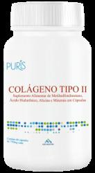 COLAGENO TIPO II 750MG 60 CAPS PURIS